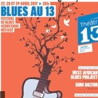 Festival Blues au 13 Métissé