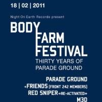 Body Farm Festival