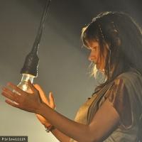 Camille en concert