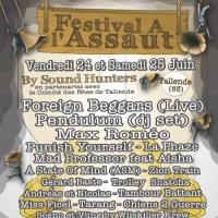 Festival A l'assaut Tallende