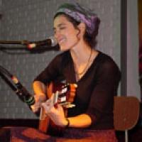 Céline Blasco en concert