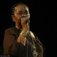 Cesaria Evora en concert