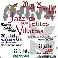 Jazz aux Petites Villattes