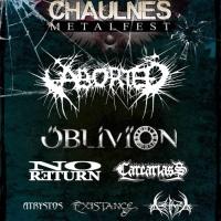 Chaulnes Metal Fest !