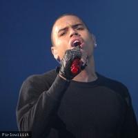 Chris Brown en concert