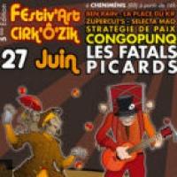 Festiv'art Cirk'ô'zik