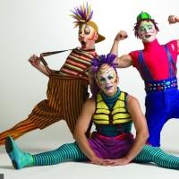 Cirque du Soleil - Saltimbanco en concert