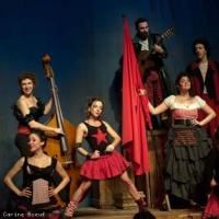 Compagnie Jolie Môme en concert