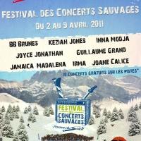 Festival des Concerts Sauvages