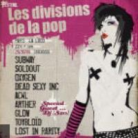 Les Divisions de la Pop