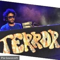 Dj Terror en concert