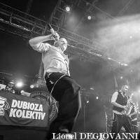 Dubioza Kolektiv en concert