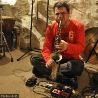 Ed Hosdikian en concert