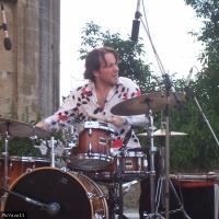 Edward Perraud en concert