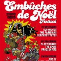 Festval Embuches de Noël