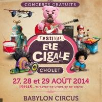 Festival Eté Cigale