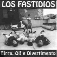 Los Fastidios en concert