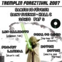 Tremplin Foreztival N°1 2007