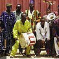 Gangbe Brass Band en concert