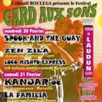 Festival Gard aux Sons