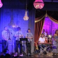 Spock Marlone Section en concert