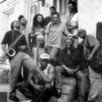 Ghetto Blaster en concert