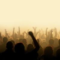 Goudron en concert