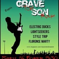 Grave ton Son Rock