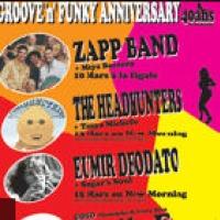 Groove'n Funky Anniversary 40ème !