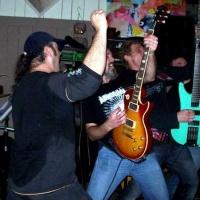 Gut-Scrapers en concert