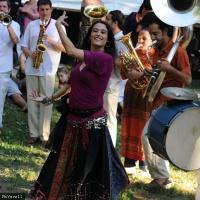 Haïdouti Orkestar en concert