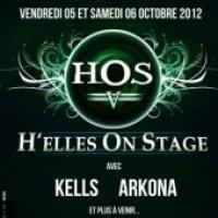 H'elles On Stage V