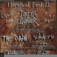 Heretical Fest II