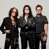 The Hollywood Vampires en concert