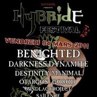Hybride Festival 2011