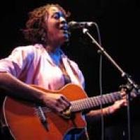 Ilene Barnes en concert