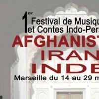 Festival de Musique et Conte Indo-Persan