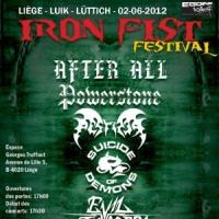Iron Fist festival