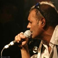 Jagdish en concert