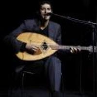 Kamel el Harrachi en concert