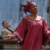 Mamani Keita en concert