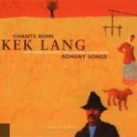 Kek Lang en concert