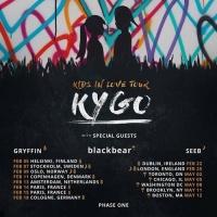 Kygo en concert