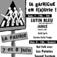 La Garrigue en F(a)urie