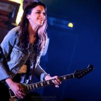 Laura Cox Band en concert