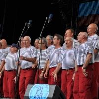 Les Marins d'Iroise en concert