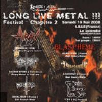 Long Live Metal 2008