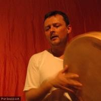 Manu Théron en concert