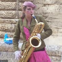 Marie Braun en concert