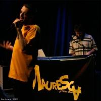 Mauresca Fracas Dub en concert